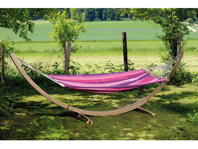 Amazonas Star Hængekøje pink/violet